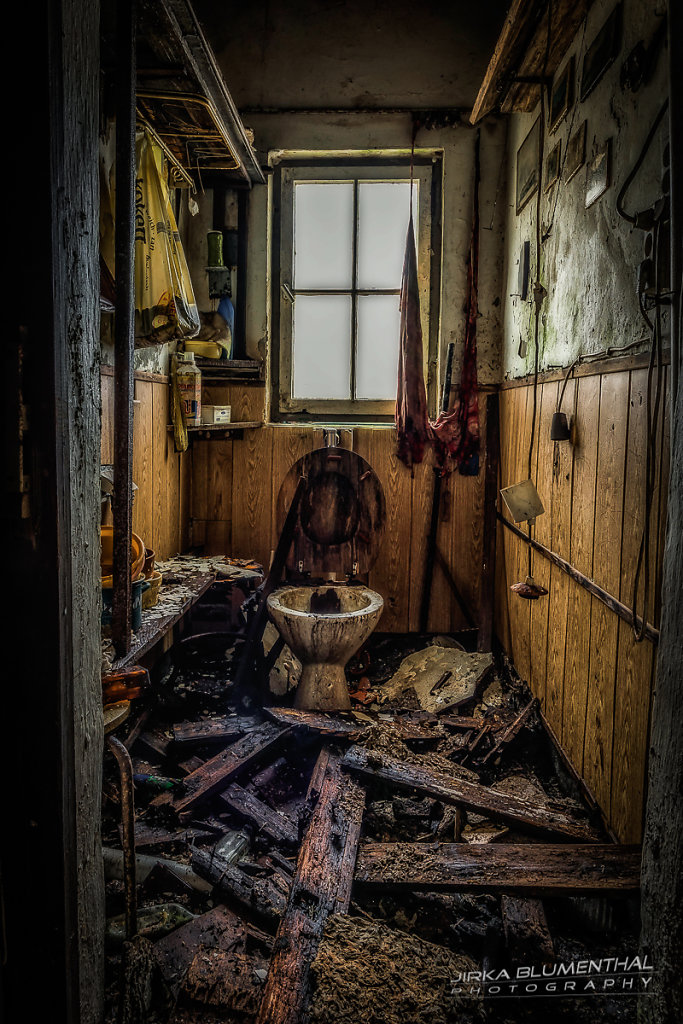 Das einsame Waldhaus #25
