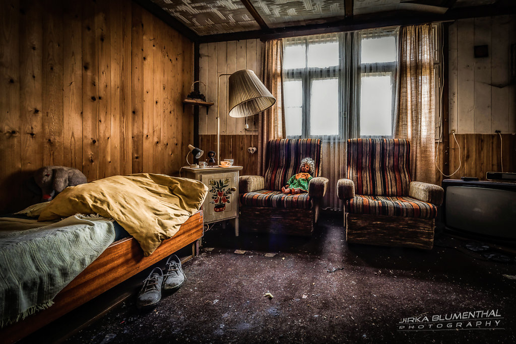 Das einsame Waldhaus #3