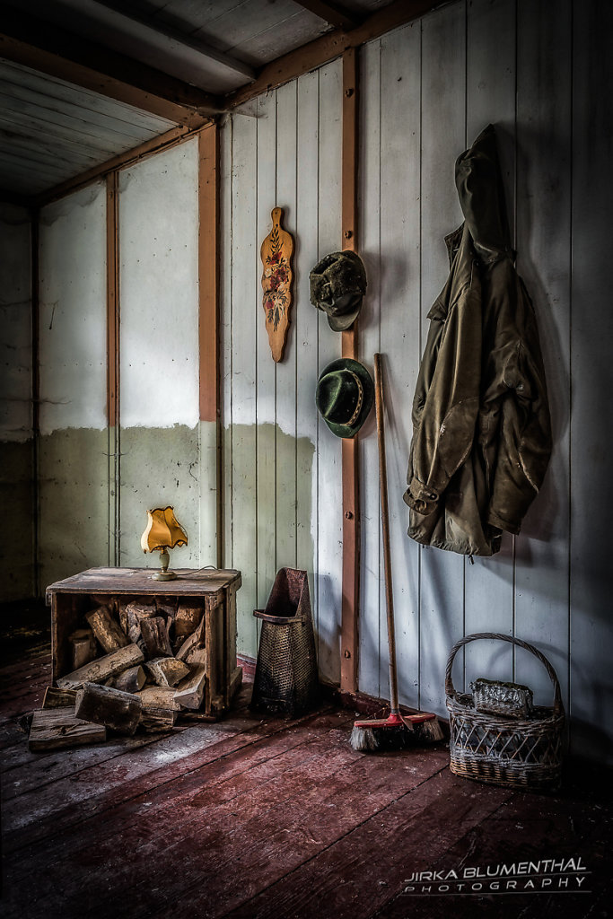 Das einsame Waldhaus #15