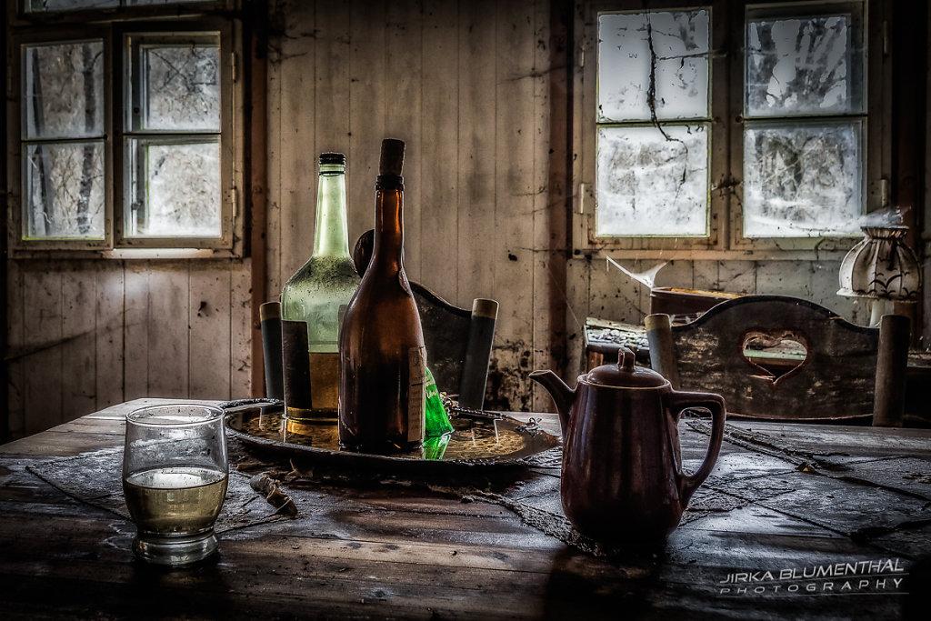 Das einsame Waldhaus #16