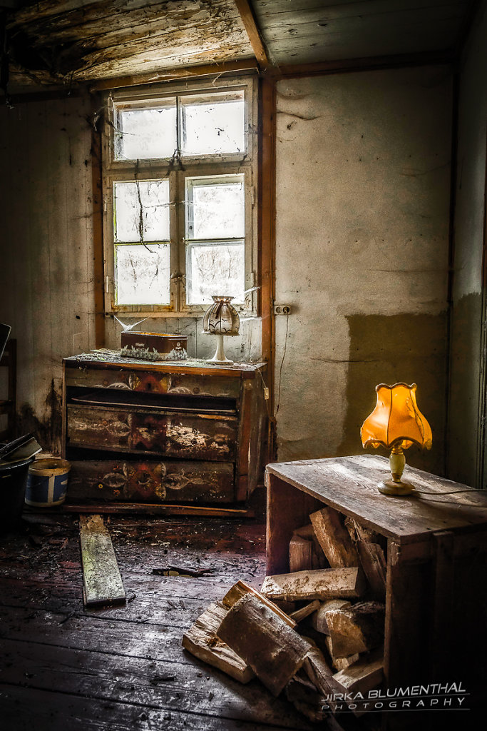 Das einsame Waldhaus #19