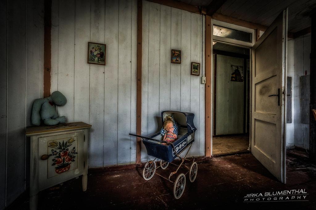 Das einsame Waldhaus #21
