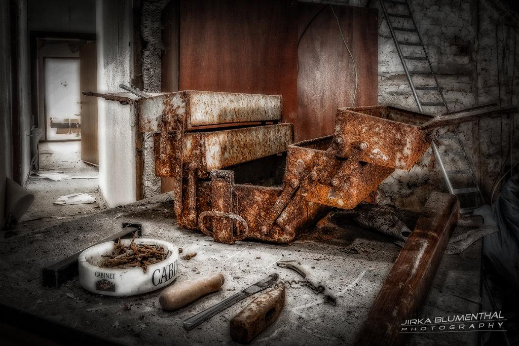 Im durchlöcherten Gasthaus #14