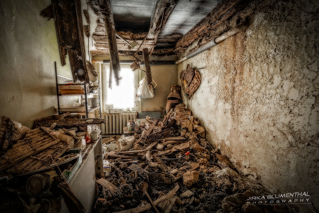 Im durchlöcherten Gasthaus #3